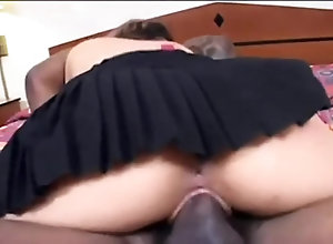 VY ASIAN BEAUTY ON couch prime big black cock HD
