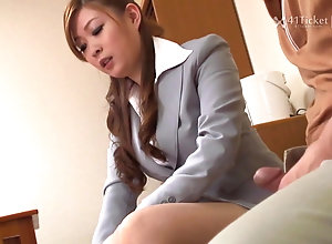 Hot Tutor Fucking (Uncensored JAV)