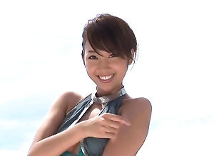 AYUMI Summer semiprecious stone - swimsuit blinking (Non-Nude)