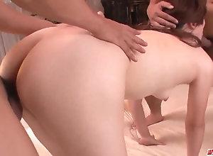 Mami Yuuki bemusing gang-fuck sex in astonishing scenes