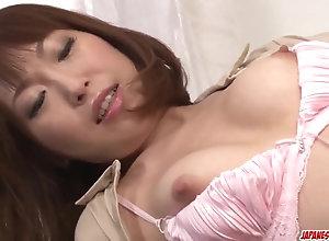 Nonoka Kaede plaything porno in remarkable Japanese scenes