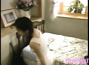 Japanese teenaged Self slavery - FreeFetishTVcom