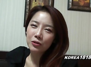 KOREA1818.COM - Hot Korean nymph Filmed for SEX