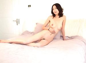 Chinese girl photoshoot