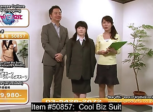 Weird JAV idiot box Shopping Channel Sexy Uniforms Subtitled