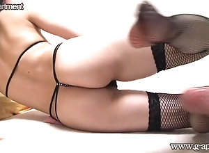 Japanese binding female Natural Tits