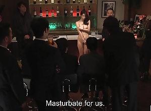 JAV spouse victim auction Ayumi Shinoda CMNF ENF Subtitled