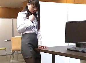 Japanese woman humping 02