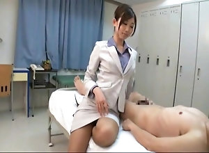 JAV Handjob testicle tonic on Suit Jacket Blazer