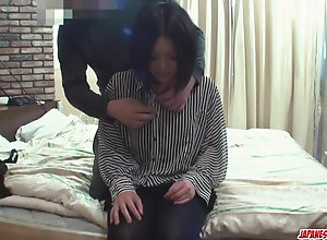 Excellent bareness fuck-a-thon scenes with unexperienced Mahiru
