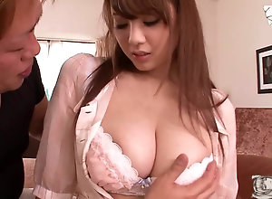 Large titted asian