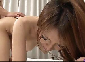 Top Japan Rino Asuka hard lovemaking and powerful blowjob