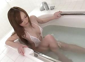 Sexy Asian Masturbating