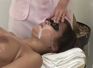 JAV full bod bizarre cum facial cumshot rubdown medical center Subtitled