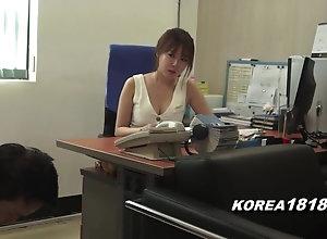 Korean pornography HOT Korean chief Lady