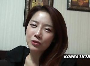KOREA1818.COM - Hot Korean nymph Filmed for SEX