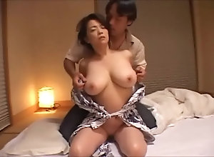 JAV - Mature gang-fuck 2