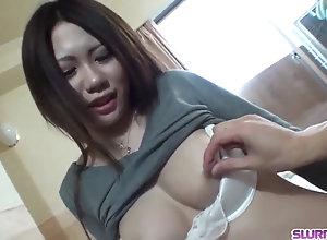 Miyu Ninomiya gets man rod in vag from random guy