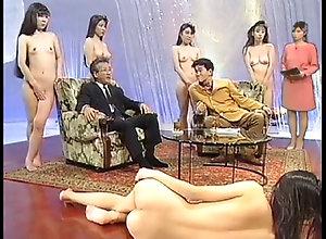 Japanese goggle-box Show